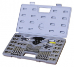 60 Piece METRIC/INCH SET - Plastic Box