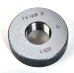 M1.4x0.30 6g Go Thread Ring Gauge