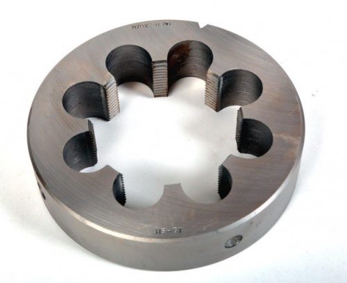 "4-40 UNC 13/16"""" diameter Split Die"